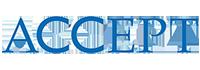 Accept logo